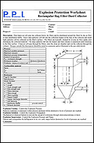 Explosion Protection Worksheet
